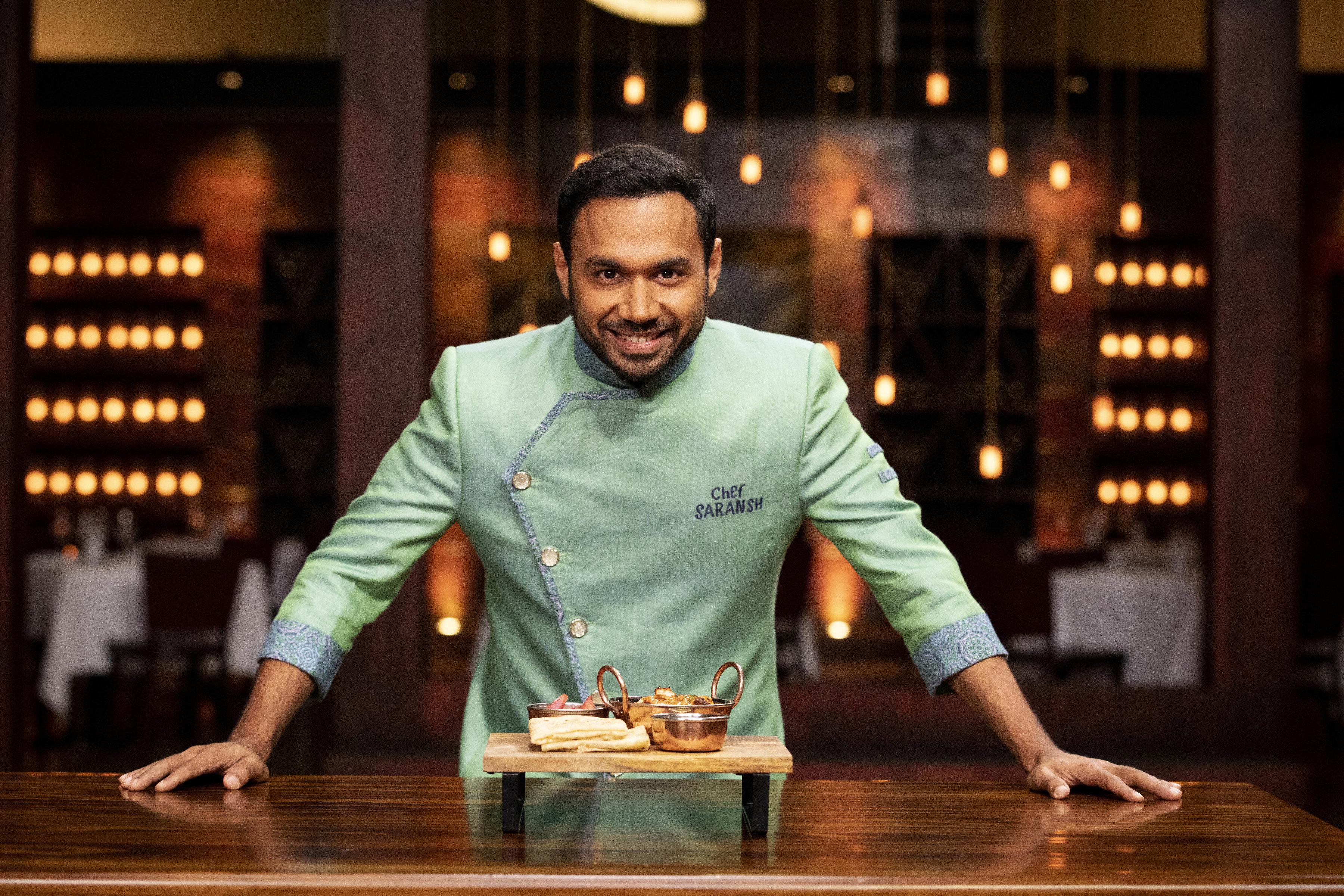 Concurso televisivo de cocina Masterchef