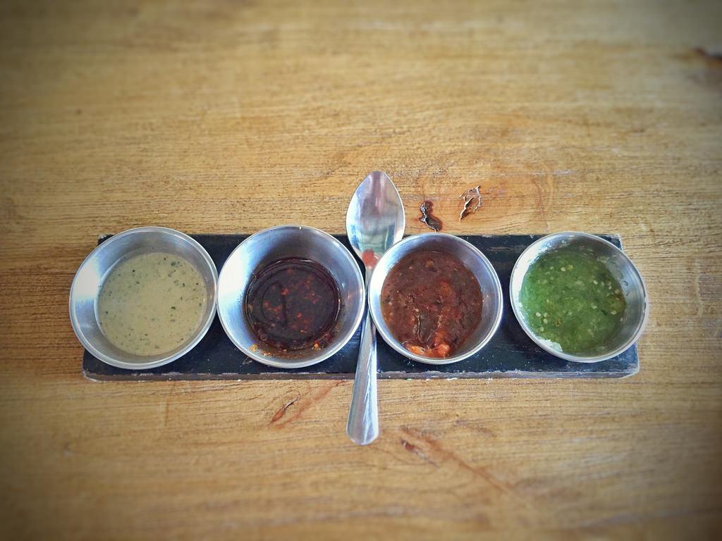 Deliciosas salsas