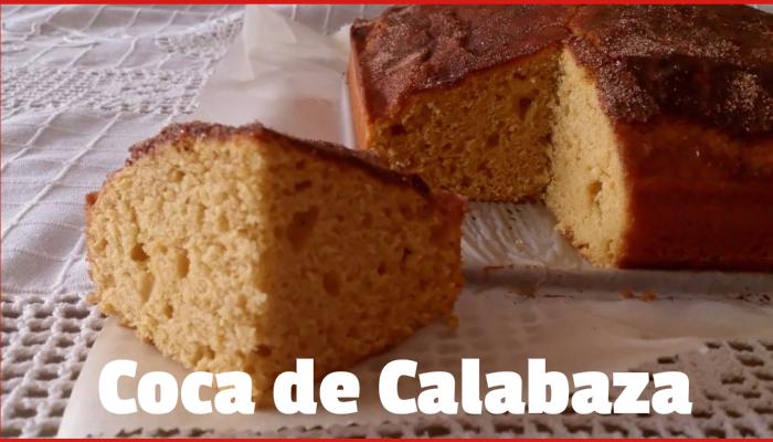Coca de Calabaza