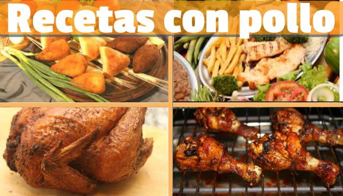 Cocina recetas con pollo