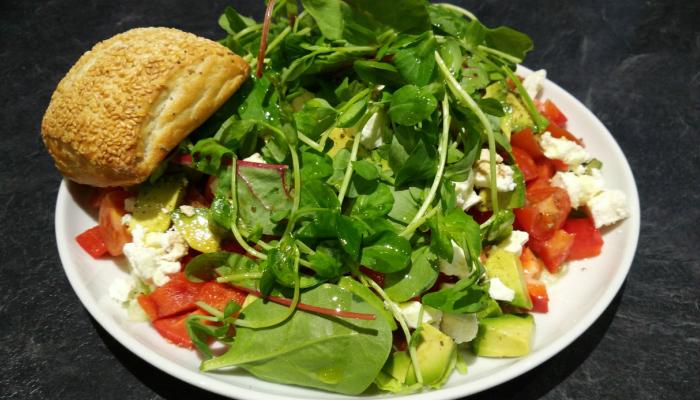 Recetas de alimentación saludable